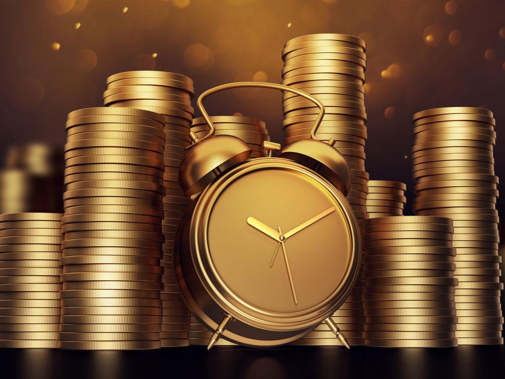 """Pri investovaní do zlata nečakajte na """"správny čas"""""""