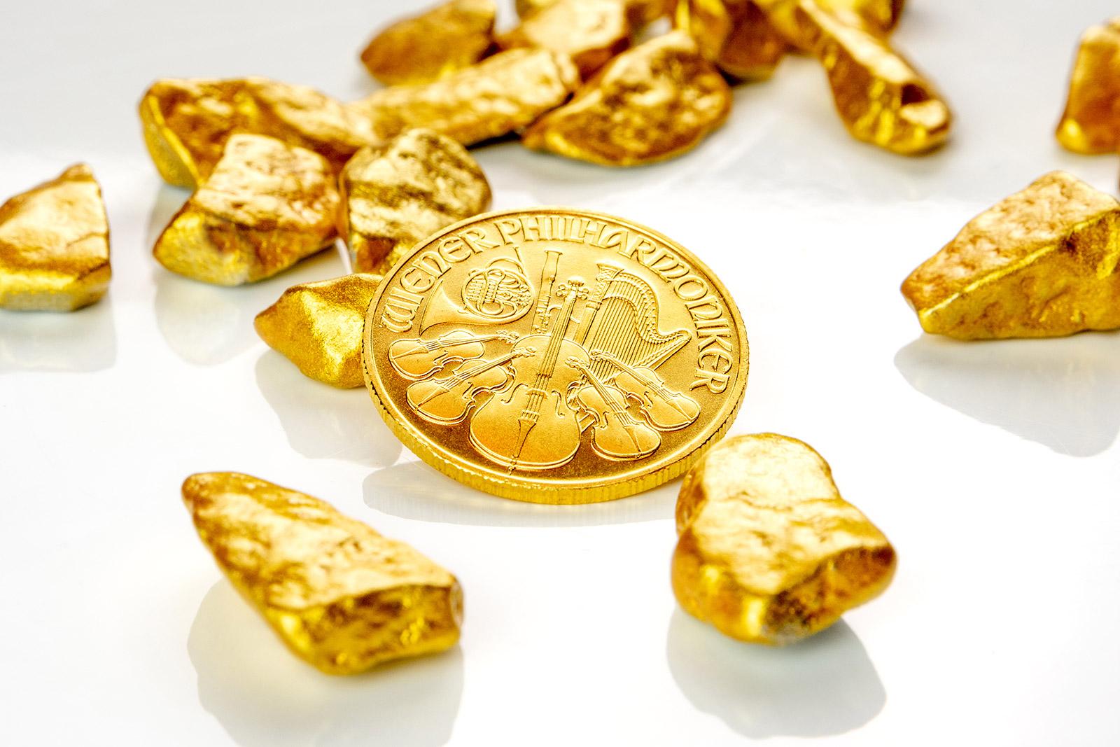 Zlato odolalo korone. Ako sa mu darilo v roku 2020?